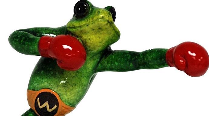 boxing-frog