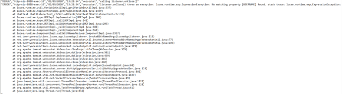 error_Websocket